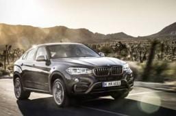 BMW reveals new X6