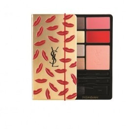 "The Yves Saint Laurent ""Couture Palette Kiss & Love Edition"" ©Yves Saint Laurent Beauté"