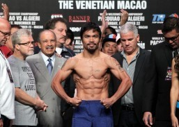 No rematch clause for Mayweather-Pacquiao superfight deal – execs