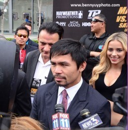 Pacquiao can't be DQ'd over megabout — law expert