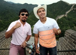 Pacquiao makes his 2013 debut vs ex-world champion Brandon Rios