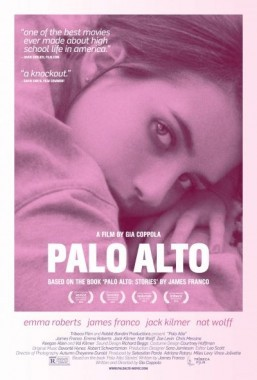 "In ""Palo Alto,"" Emma Roberts plays a teenager who falls in love with her soccer coach, played by James Franco. ©All Rights Reserved"