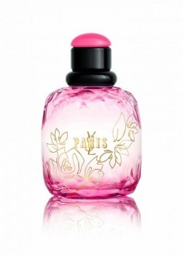 Yves Saint Laurent is presenting its 2014 Limited Edition eau de toilette -- Paris Premières Roses -- this spring. ©Yves Saint Laurent