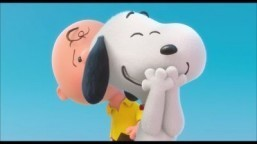 Snoopy and Charlie Brown present first 'Peanuts' movie