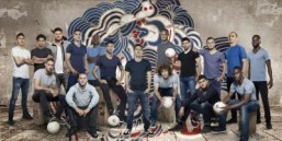 A total of 19 soccer stars have joined Pepsi for the soft drink brand's 2014 campaign. ©Pepsi