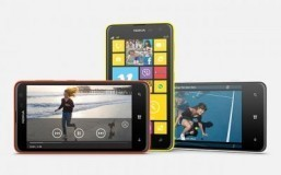 Nokia Lumia 625 Nokia's first phablet will be on store shelves this autumn. ©Nokia