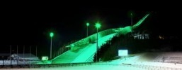 The Holmenkollen ski jump in Oslo, Norway ©All rights reserved
