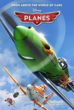 American Airlines gets cameo role in new Disney movie 'Planes'