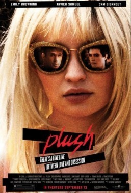Video: Emily Browning fears for her life in 'Plush'