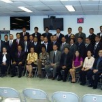 PHILIPPINE CONSULATE GENERAL WELCOMES PARTICIPANTS OF PNP-PSOSEC CLASS OF 2012-82 AND 83