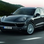 Porsche to give Cayenne a chop