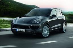 Porsche to give Cayenne a chop