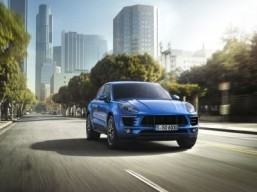 Porsche launches entry-level SUV in Beijing