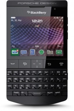 BlackBerry planning another exclusive Porsche handset