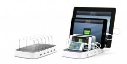 New PowerDock can charge five devices simultaneously