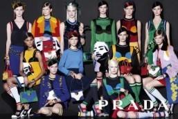 Prada Spring-Summer 2014 Campaign ©Prada