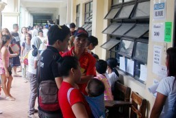 Namfrel expresses voters' disenfranchisement over election glitches