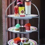 London hotel collaborates with Jimmy Choo for designer tea service