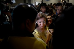 Why Robredo wishes Duterte patience this Christmas