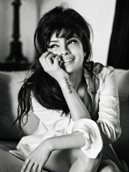 Priyanka Chopra poses in latest Guess campaign