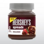 Hershey takes aim at Nutella with new chocolate spread