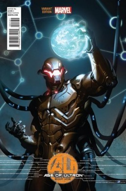 Avengers to battle a robot in 2015