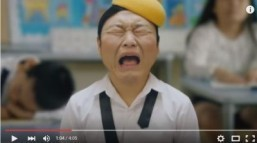 Psy 'Daddy' music video goes viral