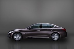 Infiniti reveals first China-only car