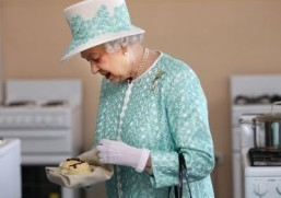 What it takes to be a chef at Buckingham Palace