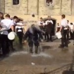 Watch celebrity chefs take the ALS ice bucket challenge