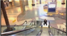 Music video shot in airport by stranded traveler goes viral