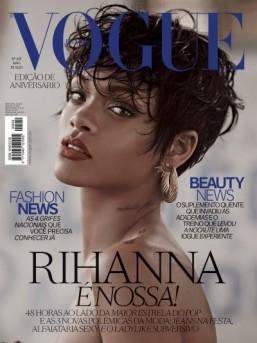 Rihanna's trademark makeup looks: tutorials