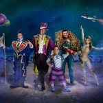 Ringling Bros. and Barnum & Bailey presents 'Out Of This World'