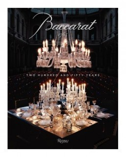 Baccarat celebrates its 250th anniversary with a coffee table book