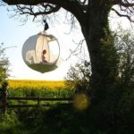 Camping trendwatch: Hanging tents go 'glamp'