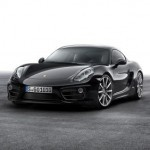 Porsche announces Cayman Black Edition