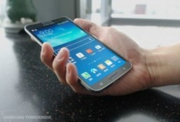 Samsung's Galaxy Round – world's first curved display smartphone