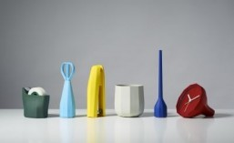 Playful new stationery range for Lexon designed by Samuel Wilkinson