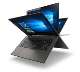 Toshiba debuts new Satellite Radius 12