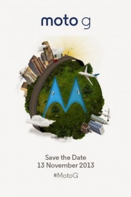 Moto G to get Sao Paulo launch party