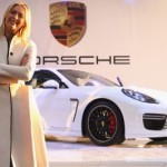 Porsche presents special edition Maria Sharapova Panamera GTS