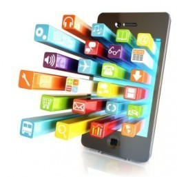 Over 100 billion mobile apps downloaded in 2013