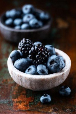 Wild blueberries can neutralize a high-fat diet: study