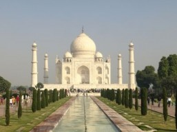 The Taj Mahal, India Under a new visa program, many tourists will be allowed to apply online and then receive the green light within five days, before picking up their visa at the airport on arrival into India. ©Narongsak N./Shutterstock.com