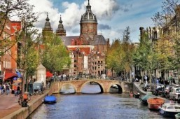 Amsterdam, Netherlands ©leoks/shutterstock.com