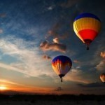 US firm offers 30 kilometer-high balloon ride
