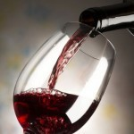 A glass of red wine at dinner can improve health of diabetics