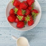 Strawberries lower cholesterol, new study suggests