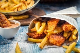 More evidence that fried food raises heart attack risk
