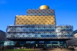 Shortlisted projects at this year's World Architecture Festival include Birmingham Library by Mecanoo. ©bjonesphotography/shutterstock.com
